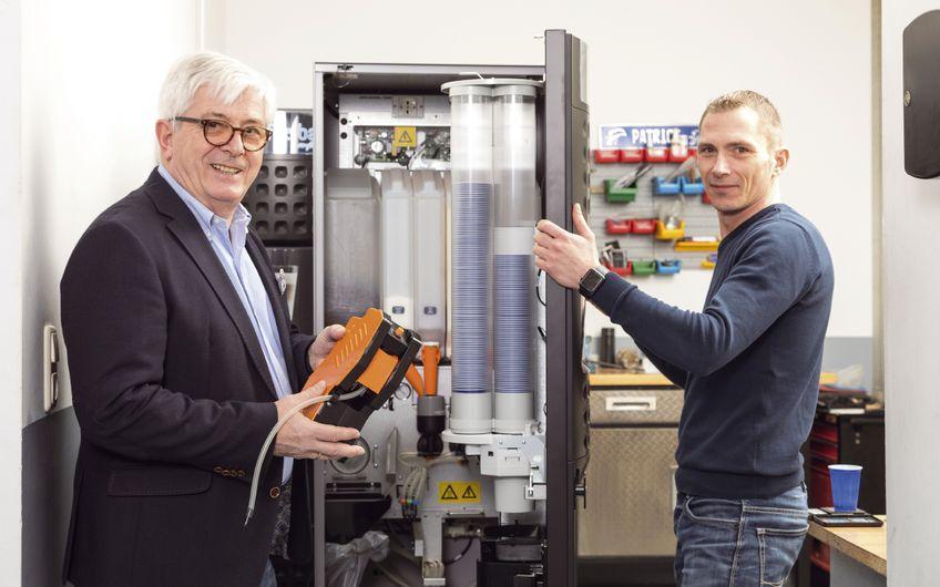 AP Automaten-Verpflegung Nordwest: Kaffeegenuss pur ist das Ergebnis  bester Betreuung