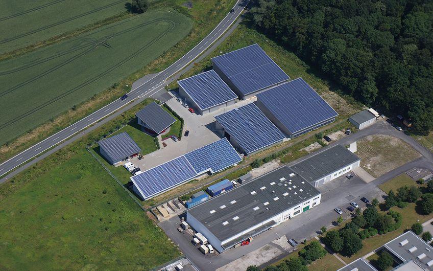 Solartechnik Ebbes: Energiesysteme für die Zukunft