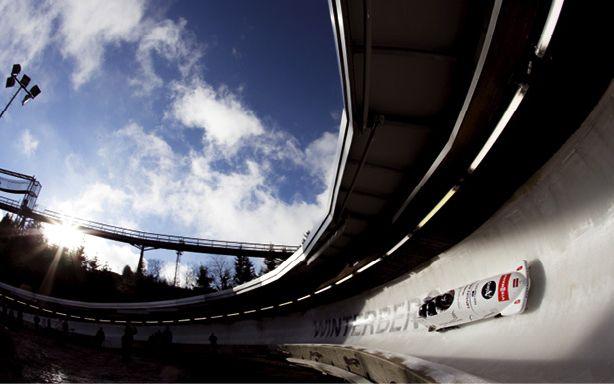Sportzentrum Winterberg Hochsauerland GmbH: Geradeaus kann jeder