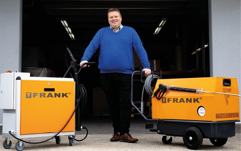 Frank Hochdruck- & Dampftechnologie