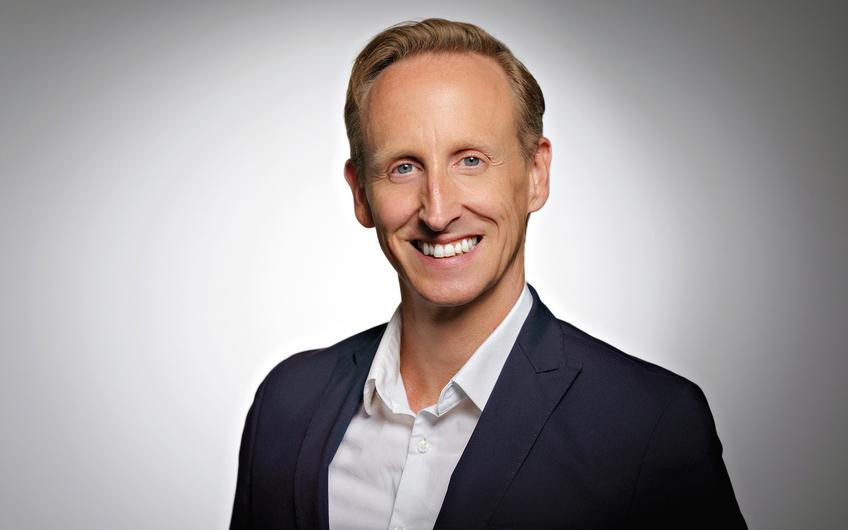 Rasmus C. Beck, Geschäftsführer der Business Metropole Ruhr GmbH