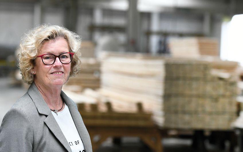 Geschäftsführerin Martina Schneider (Foto: Gerd Lorenzen)