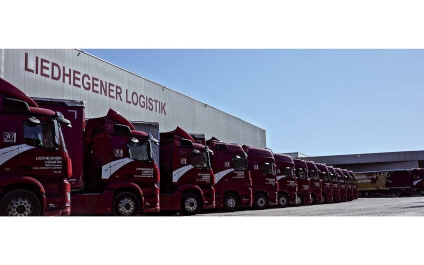 Liedhegener-Logistik: Generationswechsel  bei Liedhegener Logistik