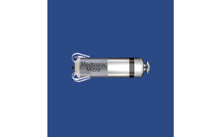 Die Micra® Kardiokapsel ist der kleinste Herzschrittmacher der Welt