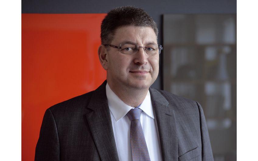 Geschäftsführer Volker Schräger-Enkirch