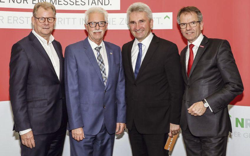 IHK Düsseldorf: Startercenter feierten Geburtstag