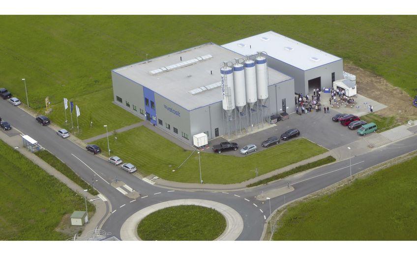 VELOSIT Produktionsanlage in Horn-Bad Meinberg