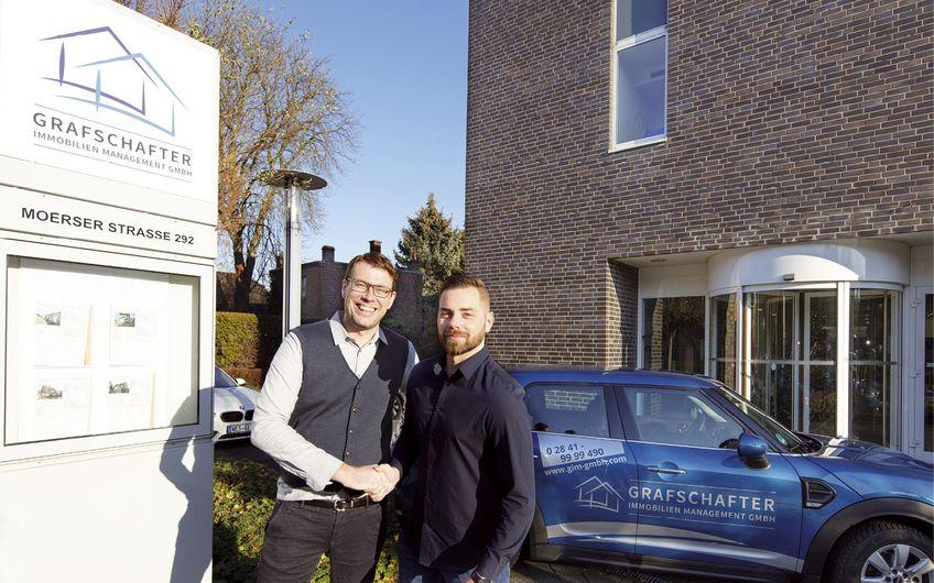 Grafschafter Immobilien Management: Immobilienverwaltung mit viel Service