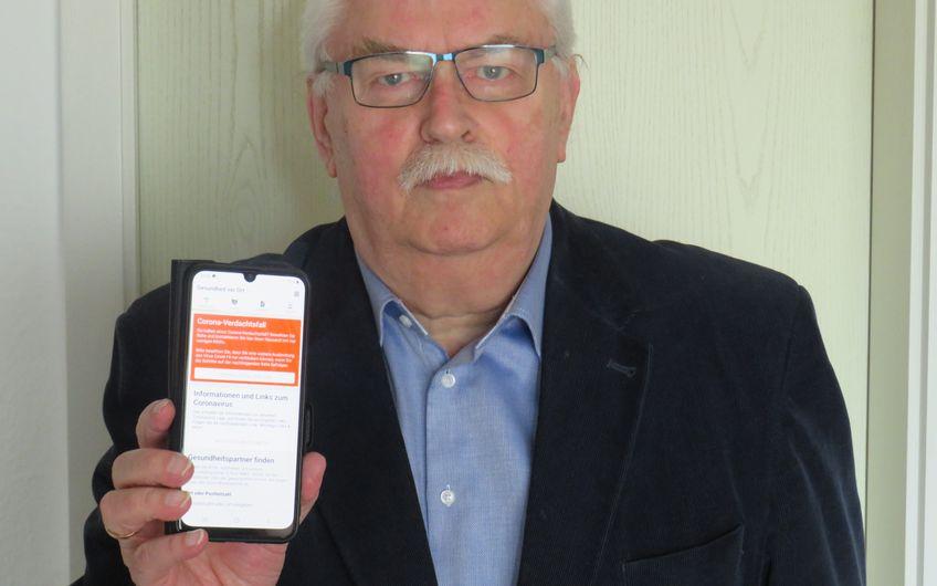 "EKG Projekt: Bundesweite App gestartet: ""Infektionsketten zu Hausärzten kappen"""