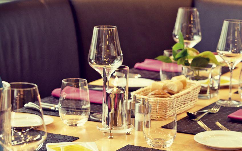 Das Restaurant Zum Löwen in Leverkusen bietet regionale und abwechslungsreiche Küche in gemütlichem Ambiente Foto: Bayer Gastronomie