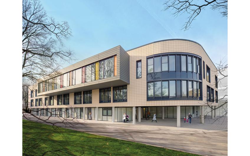 Klinikum Wolfsburg – Neubau Kinderklinik