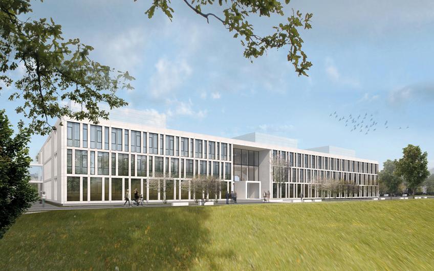 UKD – Medizinisches Forschungszentrum I