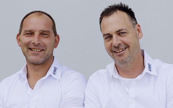 Führen das Unternehmen seit zwei Jahren: Carsten Graneis (l.) und Holger Brzezinski Foto: © Holger Bernert