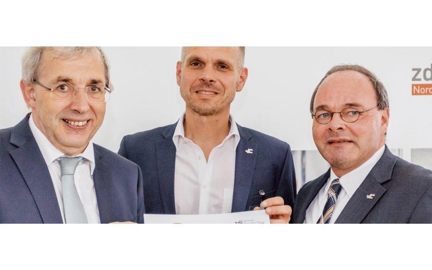 Rhein-Kreis Neuss: zdi-Netzwerk erhält Qualitätssiegel