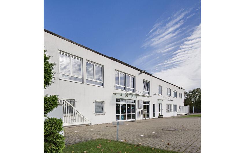Knust-Firmenzentrale in Herne