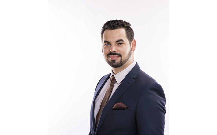 Jan-Marlo Sokolowski, Digital Native und Gründer der SR Digital Agentur mit Sitz in Dülmen