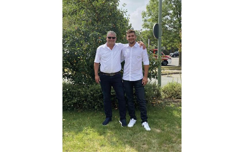 Frank und Matthias Molderings (v.l.)