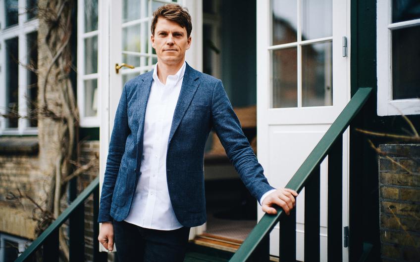 Pleo-CEO Jeppe Rindom