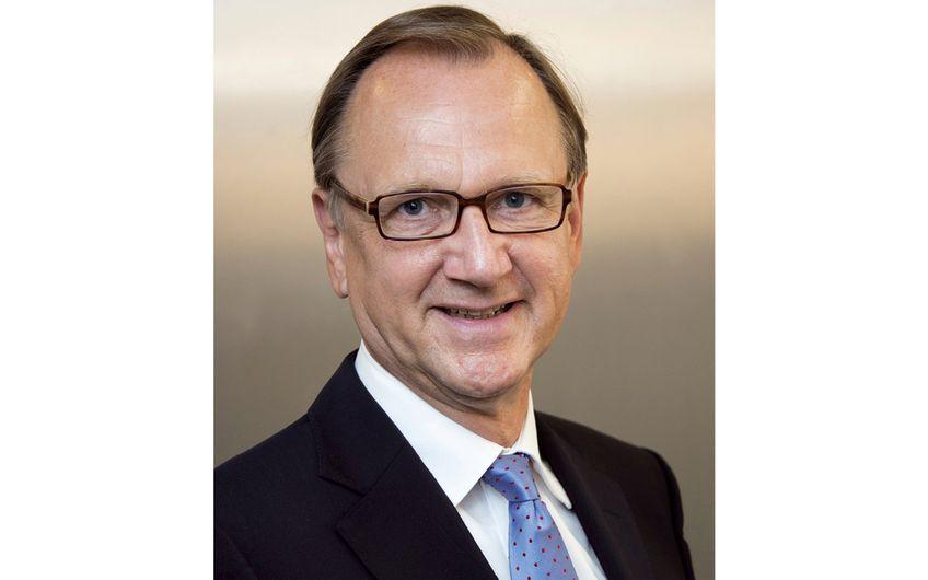 Hans Jürgen Kerkhoff, Präsident der  Wirtschaftsvereinigung Stahl  (Foto: VTH)
