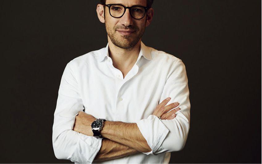Andreas Ernst, Managing Partner bei Jung von Matt/Next/Alster und Spezialist für die Branchen Automotive und Telekommunikation