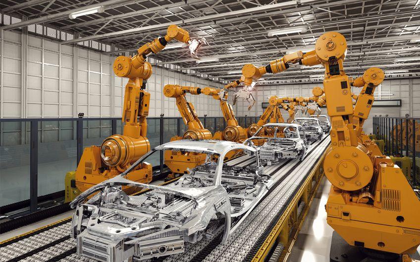 Weltweit wurden im vorigen Jahr 95 Millionen Pkw und leichte Nutzfahrzeuge gebaut (Foto: © phonlamaiphoto – stock.adobe.com)