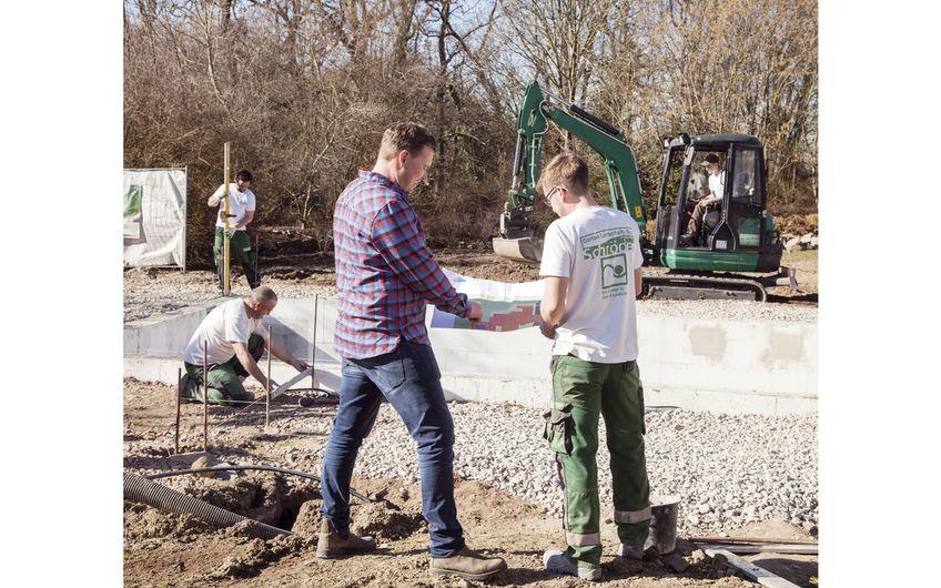 GaLaBau Lippe GmbH: Garten- und Landschaftsbau- alles für Ihren Außenbereich