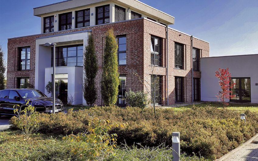Das repräsentative Bürogebäude in Voerde