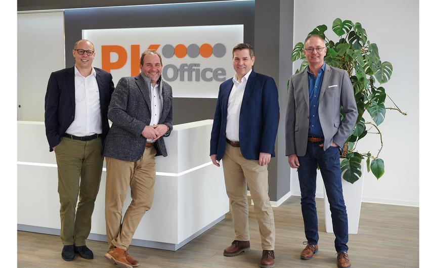 PK Office: Lösungen für das Büro der Zukunft