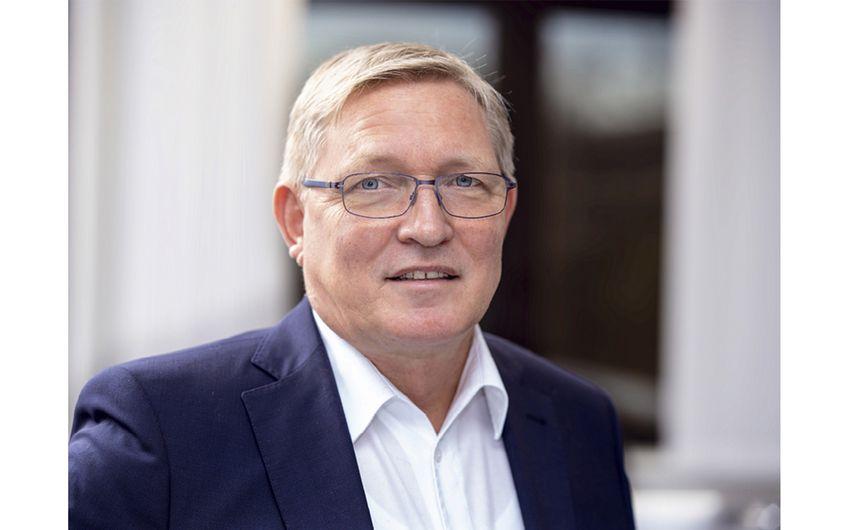 Geschäftsführer Rolf Limbeck