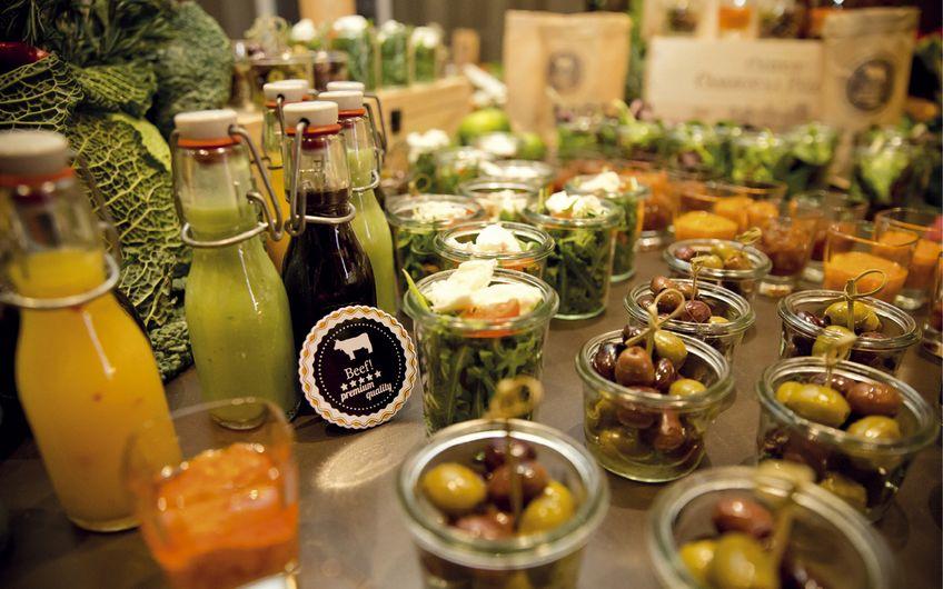 Vom Fingerfood über den Pausensnack bis zum exklusiven Buffet – für jeden Kunden das passende gastronomische Konzept