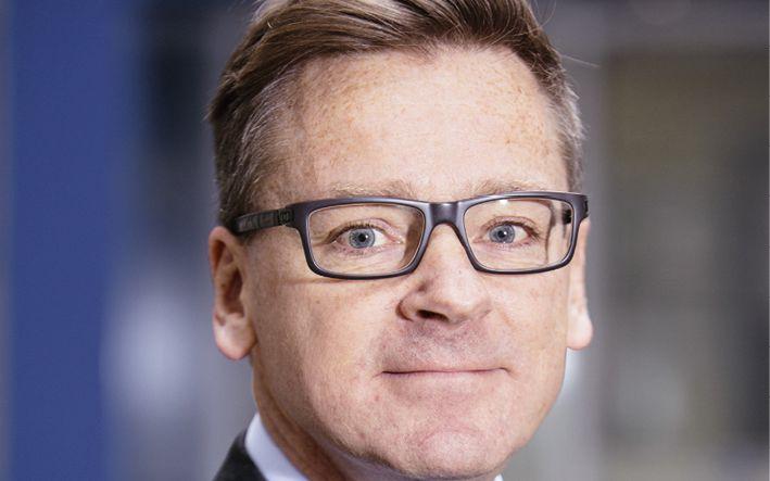 Klaus Jung, Geschäftsführer Fachverband  Elektroinstallationssysteme des ZVEI Foto: ZVEI/Frederick Böttcher