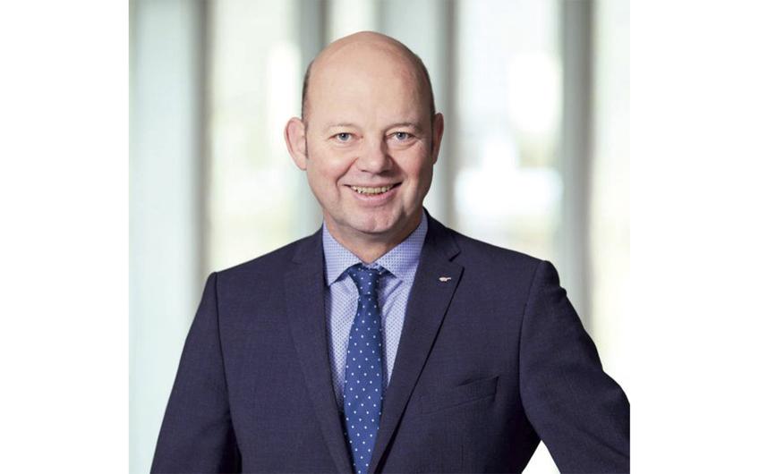 Roland Hustert, Geschäftsführer der LBS Immobilien GmbH NordWest