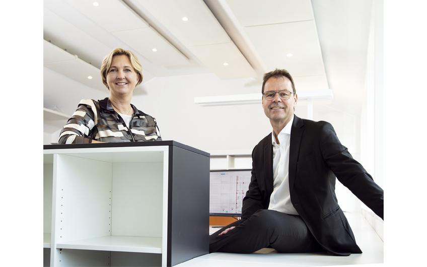 Isabel Podufal-Wiehofsky und Robert Wiehofsky (Foto: Dimitrie Harder)