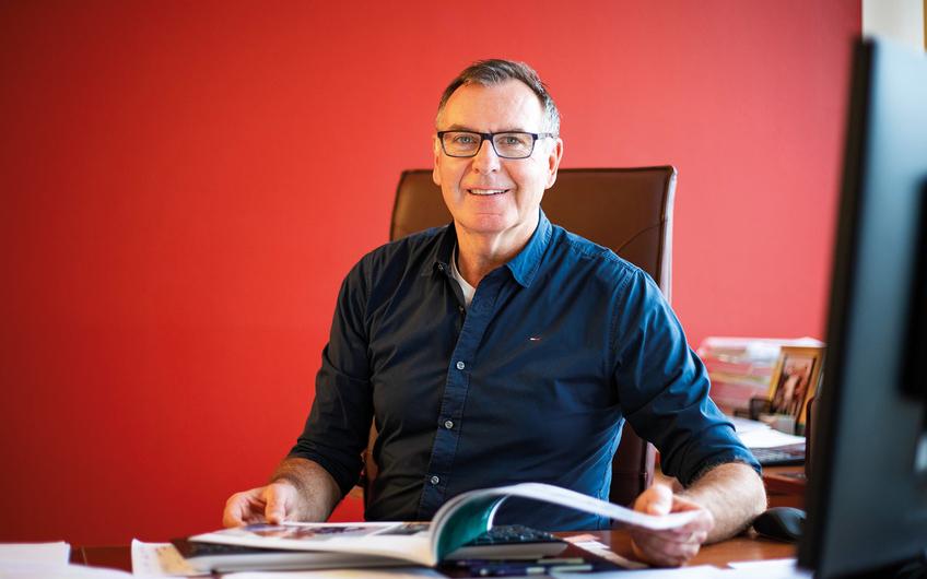 Guido Voß, Geschäftsführer und Inhaber