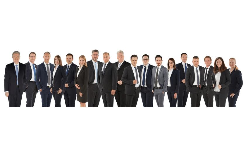 Ein starkes Team von Spezialisten sorgt für umfassende und kompetente Beratung in nahezu allen Rechtsgebieten