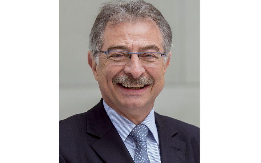 Dieter Kempf, Präsident des BDI Foto: oto: Christian Kruppa