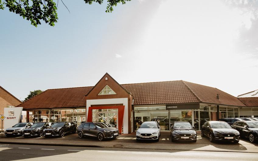 Autohaus Christiäner: Erfolgreiche Einmarken-Strategie