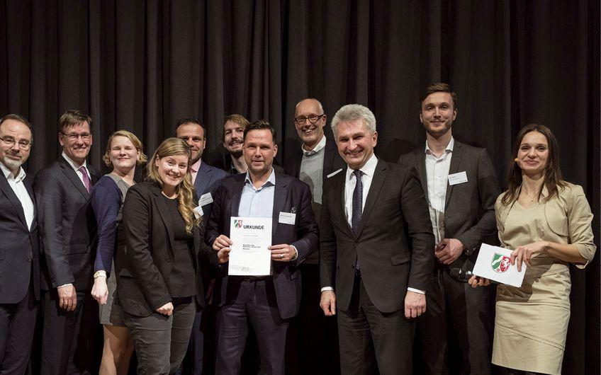 Westfälische Wilhelms-Universität Münster: Erstes münstersches Gründungszentrum