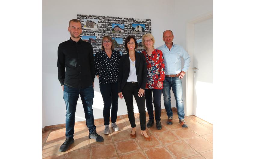 Das Team von Beyers Immobilien in Heinsberg