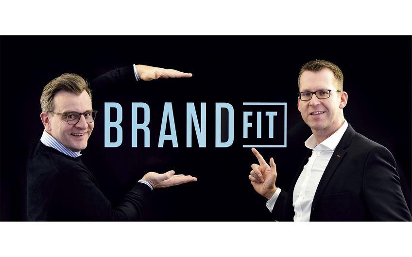Geschäftsführer Kai Brökelmeier (li.) mit Co-Inhaber Marcus Lerche, Agentur Royal5