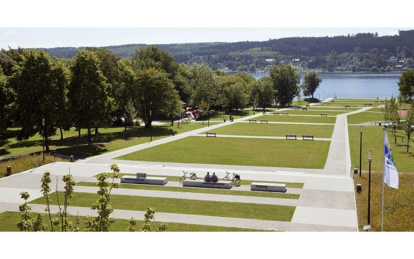 wbp Landschaftsarchitekten: Orte gestalten
