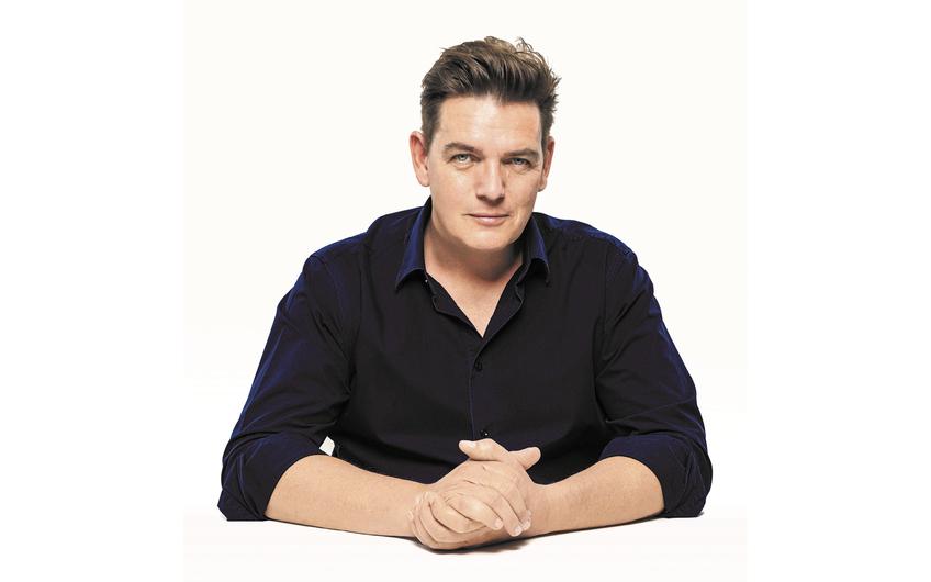 Alexander Paul, Markenstratege und Kreativdirektor bei marcellini