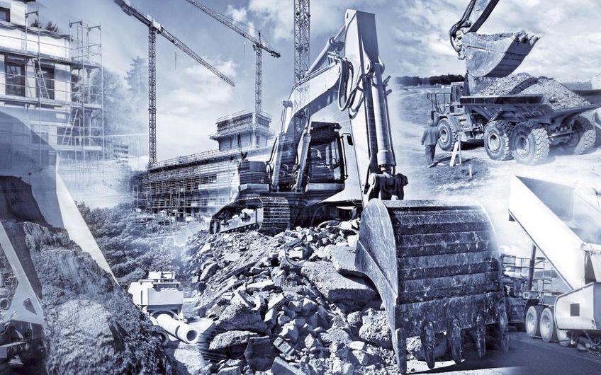 Die größten Baumaschinenhändler und -verleiher in NRW