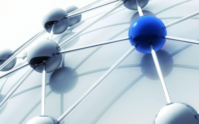 Die größten bundesweiten Netzwerke im Ruhrgebiet